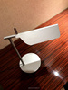 Adjustable LED Reading Table Lamp for Home and Hotel Project
