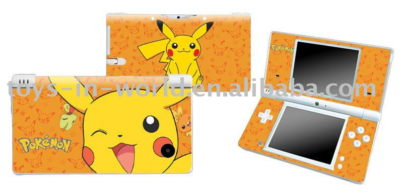 Skin stickers for DSi(DSiSK-001)
