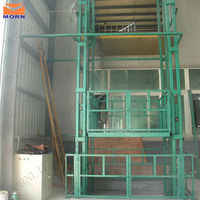 3t warehouse raw material elevator