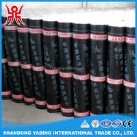 3mm SBS elastomeric modified asphalt underground waterproof membrane