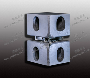 HUAXING Standard 20GP/40GP with ABS certificate ISO 1161 casting corner fitting for sale