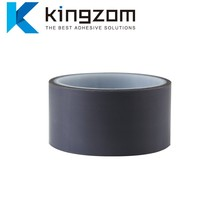 Kingzom support Free sample Pure Skived PTFE Film Tape with Silicone Adhesive for Petroleum Pipeline