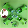 Colorful Cherry and Olive Pitter/Corer/Stone Remover - Regular Cherry Corer for Kitchen Home Use