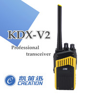 Grest Design Fm Radio Walkie Talkie Cell Phone Two Way Radio Long Distance Woki Toki Oem Service
