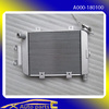CF atv moto parts, A000-180100 electric quad radiator for CF 650NK