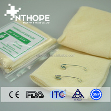 medical disposable products Triangular medical rubber israeli pop bandage