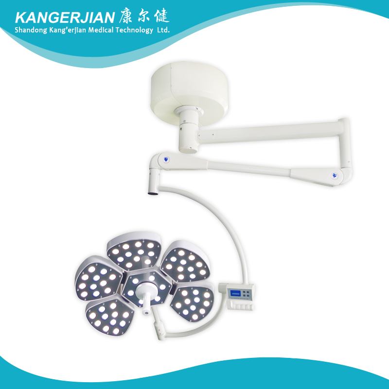 KDLED5(improved) Hot sale medical equipment LED Shadowless CE Approved Operation Lights