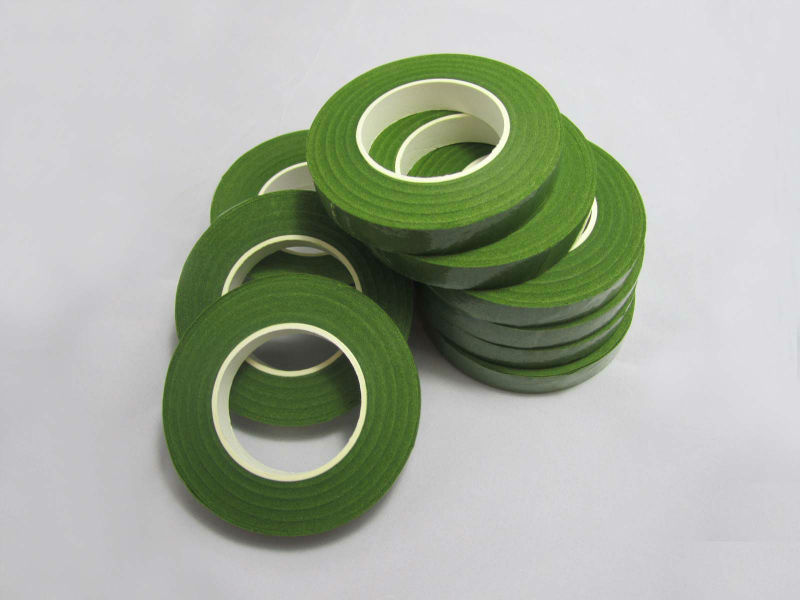 Floral tape apple green