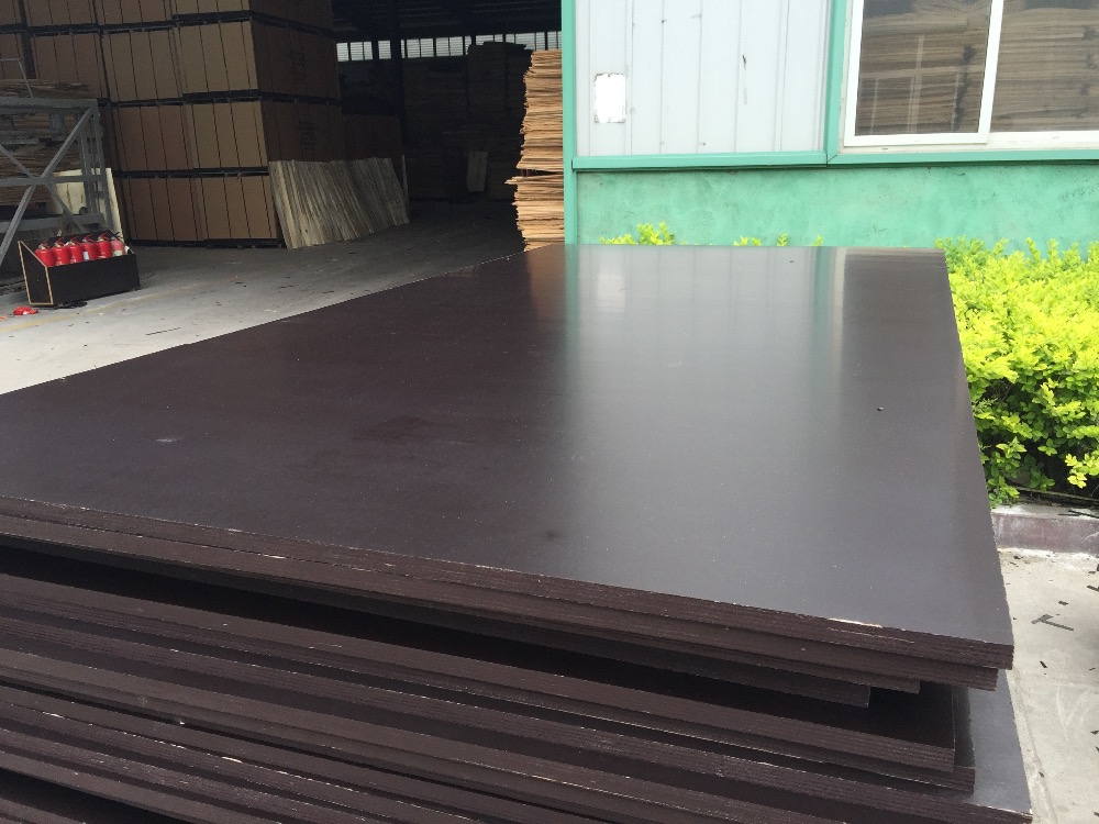 Constructiong grade Film Faced Plywood for Concrete form