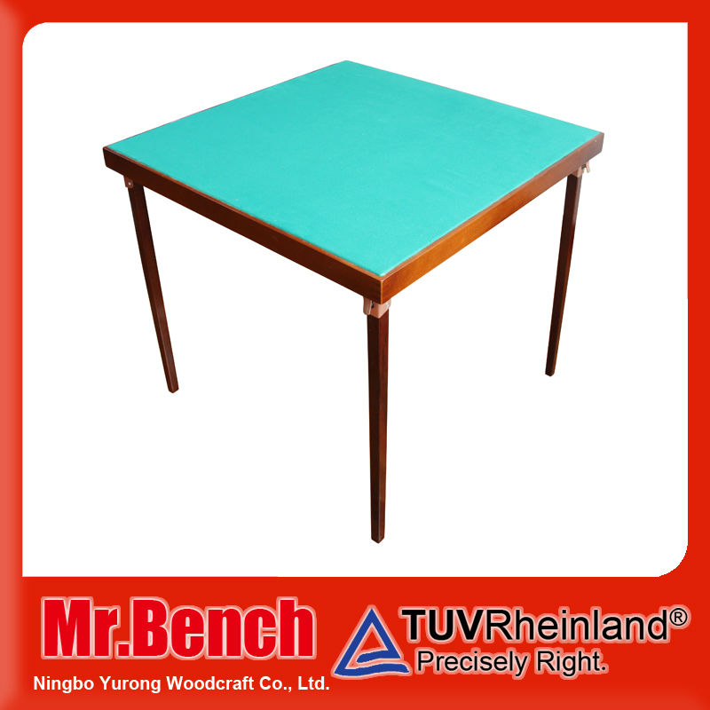High-quality wooden cheap universal mahjong table card table wholesale