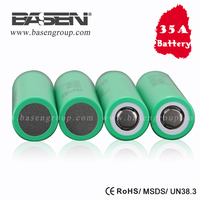 Samsung 25R 18650 2500mah 35A battery