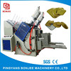 Bonjee fully automatic round shape paper plate making machine price