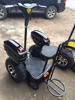 factory customize 500W off-road 4 wheel mini golf electric cart