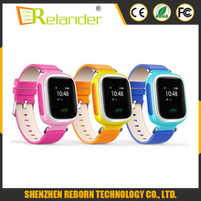 Factory price GSM GPRS Location Q50 Kids gps smart watch for Chirlden safe