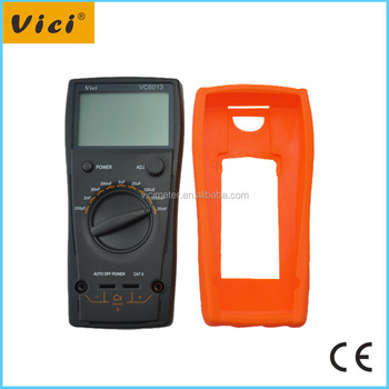 VC6013 digital high accuracy capacitance meter