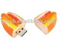 Food USB Flash Drive,meat shape USB Disk