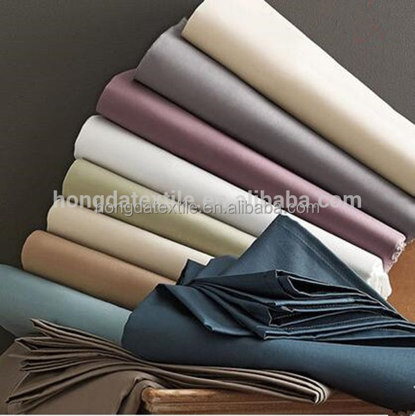 100%cotton 800 thread count luxury bed sheet made in China