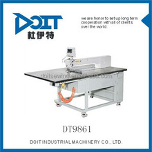 DT9861 Automatic template sewing machine