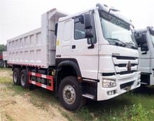 Hot Sale 10-Wheel Sinotruk Howo Dump Truck With Low Price