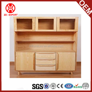 2015 poplar hot sell wooden kitchen cabinet furniture - Poplar wood kitchen cabinets ...