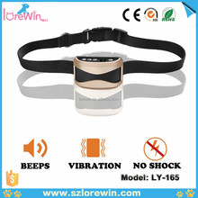LoreWin LY-165 Electronic No Bark Dog Training Collar,No Harm Warning Beep and Vibration, an Pet Training Device