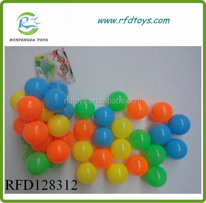 2014 Hot selling kids plastic ball ocean for sale,summer sand beach toy