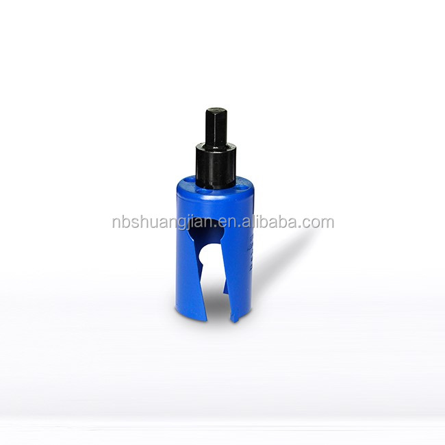 hot sale long life glass shape hole diging tool cutter