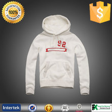Promotion 100% cotton polo led light hoodie