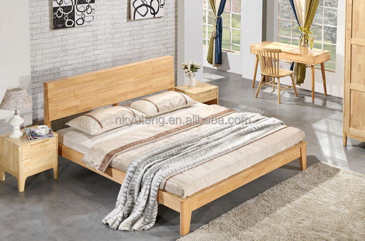 Top quality wooden bed frame