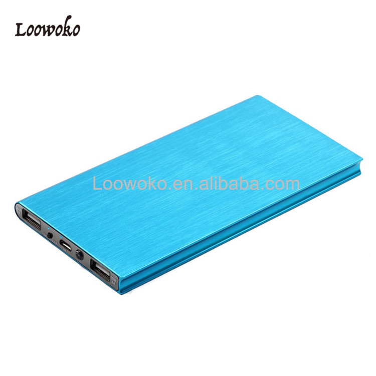High Quality Powerbank Unique Mobile Power Bank 8000Mah