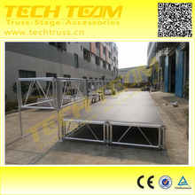 Aluminium Dancing Stage Decorations