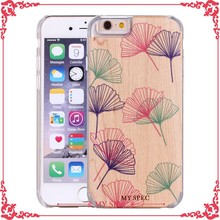 Custom wood pc phone case for asus zenfone 5, for iphone 6, for samsung galaxy note 4