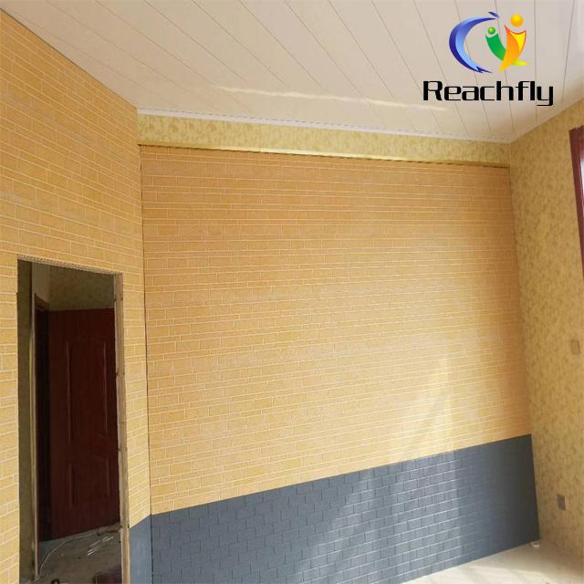 Factory price decorative PU foam interior wall panel for ornament