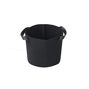 3 gallon grow bags fabric pot with strap handles