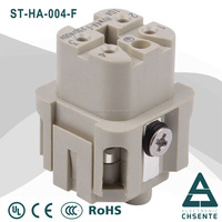 HA series of heavy duty connectors & terminal automotive ecu connector 2.54mm pitch pin header