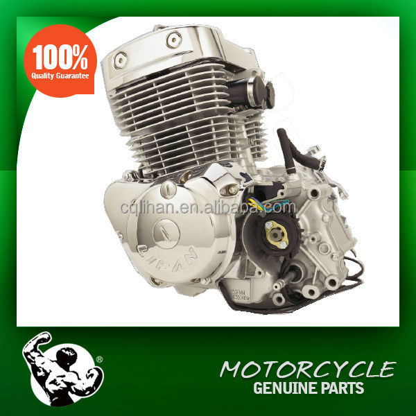 Electric Start Lifan 4 Stroke 2 cylinder Engine with 2 Carburetor