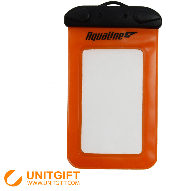 Waterproof cell phone bag for phone plastic bag