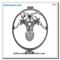 aluminum die cast auto spare parts die cast mould