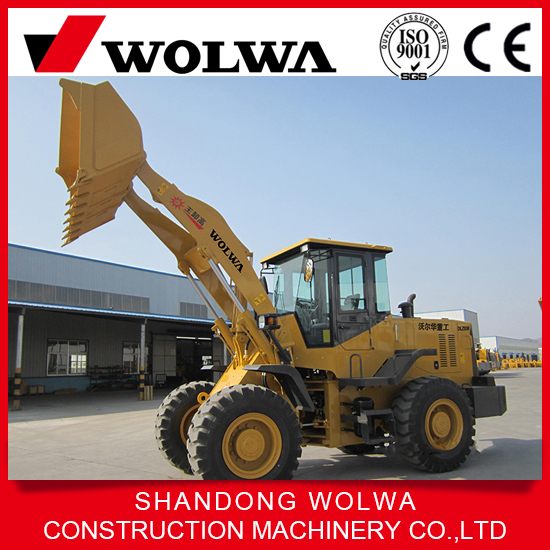 wheel loader 2 ton capacity with cheap price on sale