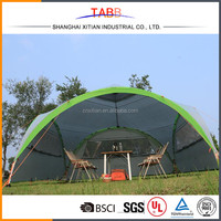 Hot sale different types extra large camping tents