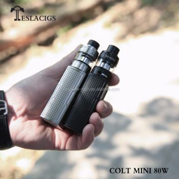 hot selling high quality colt mini 80w Tesla mod