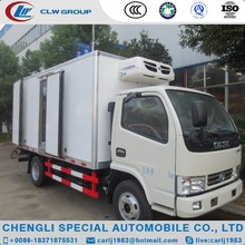 4.0T dongfeng light freezer trucks for sale