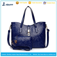PU wholesale beautiful fashion bags ladies handbags