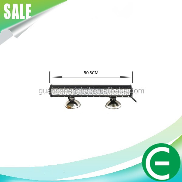 20INCH 126W LED WORK LIGHT BAR 8820LM FLOOD LAMP 4W DRIVING OFFROAD LIGHTS