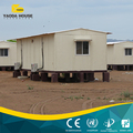Low Cost Steel Prefab House Earthquake Proof House