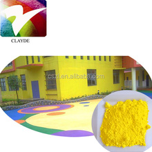 Yellow Iron Oxide Pigment Powder Used in Plastic / Rubber