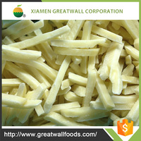 China supplier iqf french fries