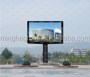 P8 Lastest invention outdoor advertising led digital display