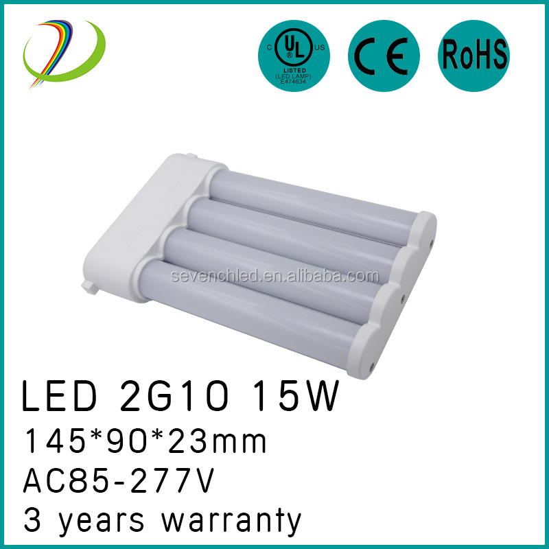 85-277V AC DULUX F isolated power drive 2g10 led 15W