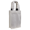 Whelehans Wines Ireland cotton 2 bottle wine tote bag